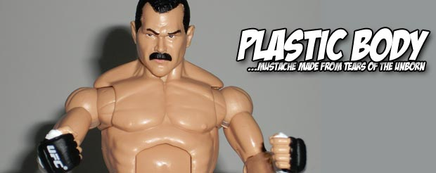 Is this Don Frye on The Jimmy Kimmel show or just his handsome doppelganger?