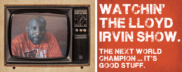 Watchin' The Lloyd Irvin Show
