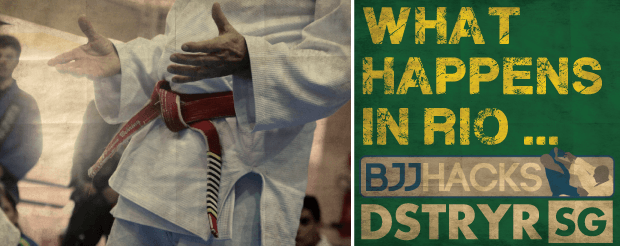 "DSTRYR/SG AND BJJ HACKS EXCLUSIVE: ""BJJ HACKS BRAZILIAN BLOG"""