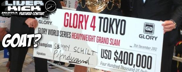Semmy Schilt wins over Daniel Ghita to claim Glory Grand Slam Crown