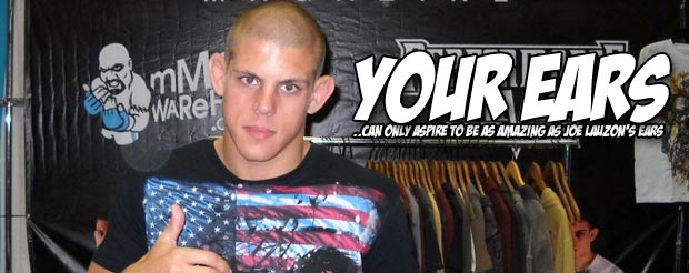 Dana White paid Joe Lauzon $6000 to submit his friend Nick 'The Tooth' in the Octagon before UFC on FOX 5