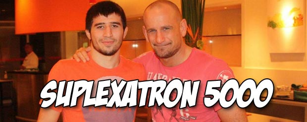 We interviewed your new favorite fighter Rustam Khabilov, this is what he said about his TUF 16 finale uberformance