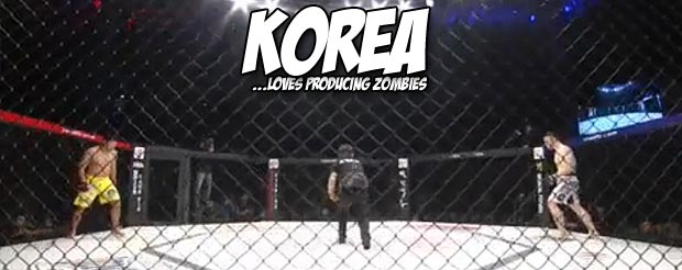Check out the 20-second fight that almost ended in a double KO
