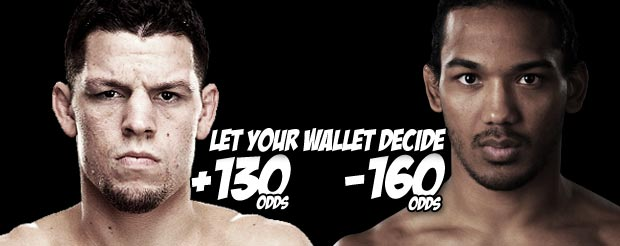 My god even MORE predictions from fighters for UFC on FOX 5: Diaz vs. Henderson
