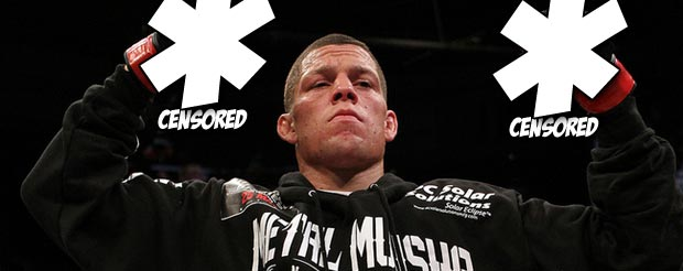 If you wanted to hear what Nate Diaz said about his fight against Ben Henderson, watch this video