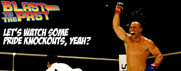 Blast to the Past: Let's watch some Pride knockouts, yeah?