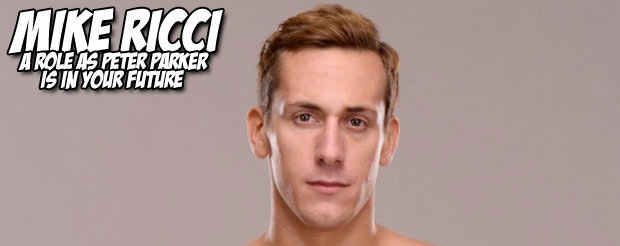 The TUF house kind of made Mike Ricci go a little crazy…