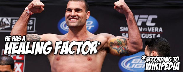 If you missed last night's 'UFC on FOX: Road to the Octagon,' check out the entire thing here…