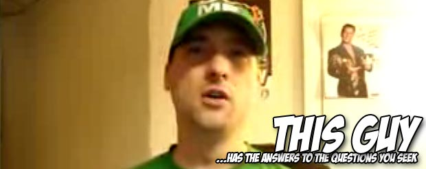 This guy has 20 solid reasons why he feels WWE is better than UFC, and none of them are valid
