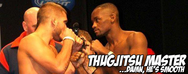 Yves Edwards just KO'd Jeremy Stephens after waiting two extra months to do so
