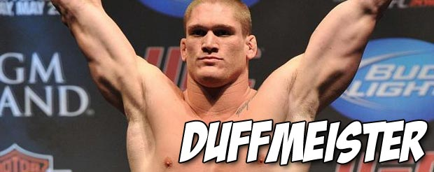 Let's take another look at Todd Duffee's brutal knockout at UFC 155