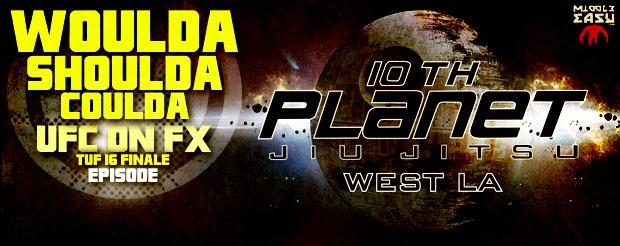 'Woulda, Shoulda, Coulda' – UFC on FX: TUF 16 Finale episode