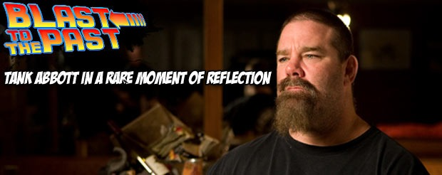Blast to the Past | Let's watch Tank Abbott beat up a bunch of dudes