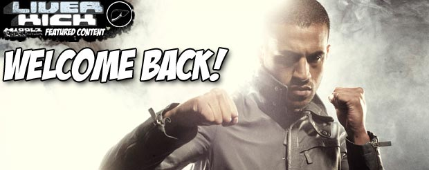 Badr Hari is a FREE man! Check out video of his release from prison
