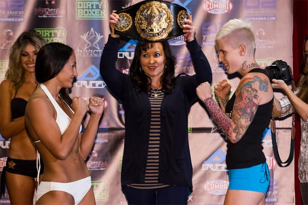 Before you drop $7.95 on tonight's Invicta FC 4, watch this eloquent breakdown of the event