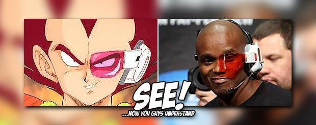Are you a fan of Dragon Ball Z? So is Marcus Brimage, now you guys can geek out together
