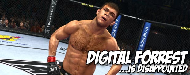 Forrest Griffin just had knee surgery, and you should probably see this picture