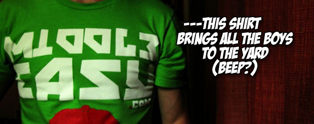 Genghis Con is back re-releasing all the old episodes of Miami Hustle again for your viewing pleasure so check this one out guest starring our favorite green t-shirt