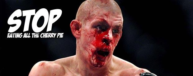 Check out Joe Lauzon's super bloody UFC 155 fight vlog