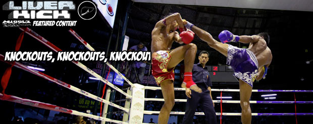 Liverkick | The best of Lumpini and Rajadamnern Stadium knockouts in 2012