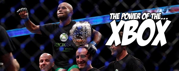 Demetrious Johnson defends his belt and then plugs Tomb Raider tonight at UFC on FOX 6