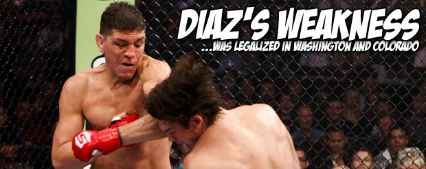 Bummer for Cesar Gracie, Greg Jackson says he already knows Nick Diaz's weaknesses