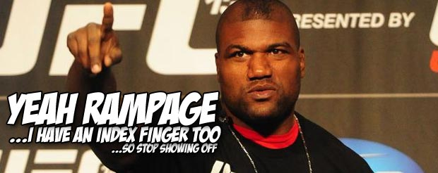 Rampage Jackson gives a thorough breakdown why he's leaving the UFC, but not MMA