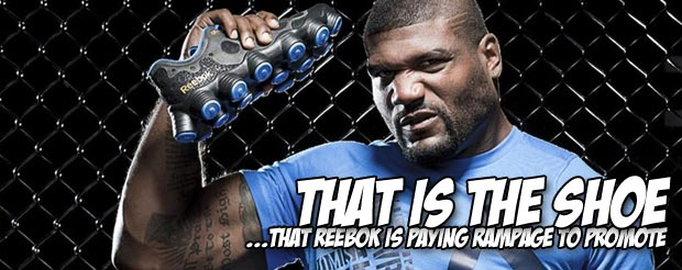 Rampage Jackson says Chael Sonnen is the reason why he doesn't watch MMA