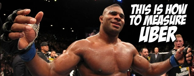 Here's a video of Alistair Overeem smashing face and talking about smashing face