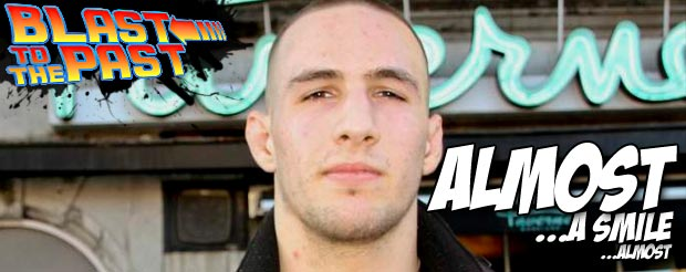 Check out a 16-year-old Rory MacDonald in his second professional MMA bout