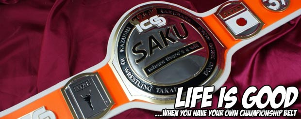 Last weekend someone forgot to tell Sakuraba he was in a wrestling match, not an MMA bout