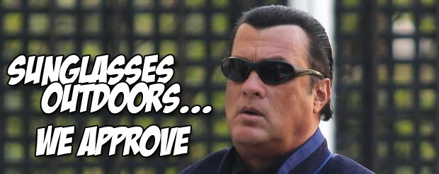 """Steven Seagal wants to work with Daniel Cormier because he's a """"sleeper"""""""