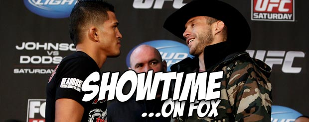 If you missed Showtime's liverkick KO at UFC on FOX, check it out right here