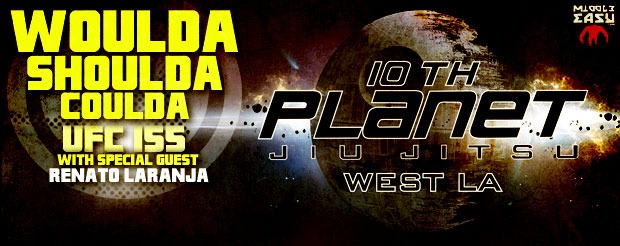 Check out 'Woulda, Shoulda, Coulda' – UFC 155 with special guest @Renato_Laranja