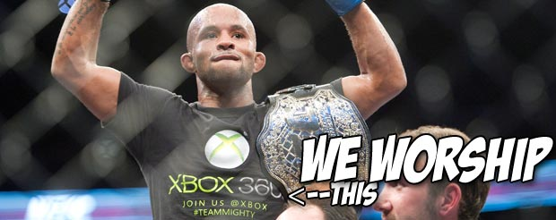 Demetrious Johnson's new Xbox 360 commercial is incredible