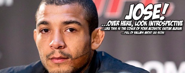 After all the leg kicks were counted, Jose Aldo retains his featherweight strap over a gutsy-as-usual Frankie Edgar