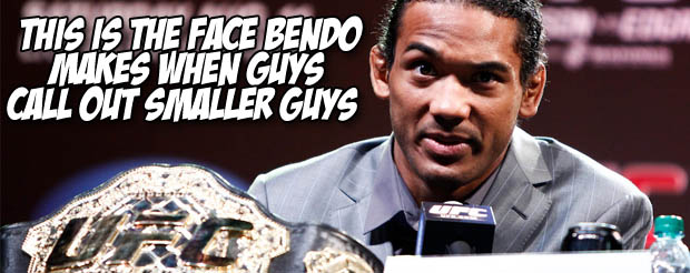 Ben Henderson wants UFC fighters to 'go big or go home'