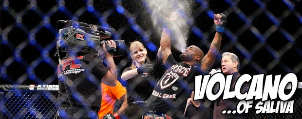 Bobby Green tells us the most important thing is to make an exciting fight, winning or losing doesn't matter