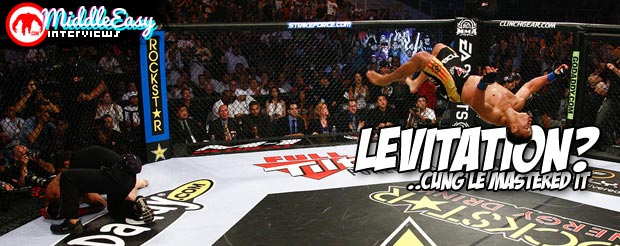 We talked to Cung Le about fighting Anderson Silva, action movies, RZA and his future in MMA