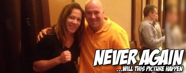 Despite leaving the UFC to go to Invicta, Cris Cyborg still has a message for Ronda Rousey