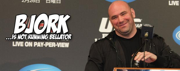 Dana White believes 'Bellator doesn't even exist anymore'