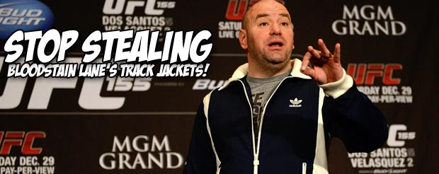 Since you guys like these so much, check out Dana White's UFC 157 vlog