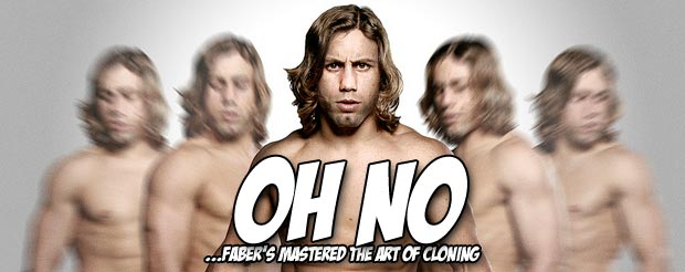 We asked Urijah Faber everything we possibly could in this video, check it out