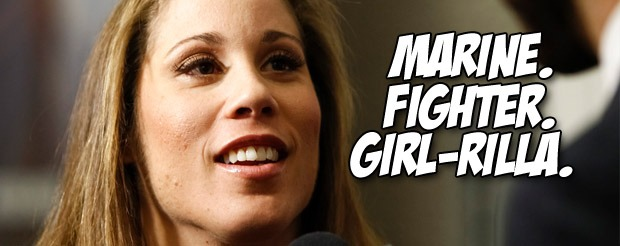 If UFC Primetime isn't enough for you, check out another intimate look inside the life of Liz Carmouche