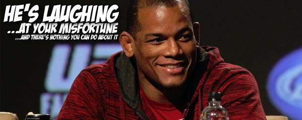 Watch this slick micro-doc about Hector Lombard and be scared for your life in the process
