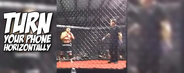 There's nothing in this world like a sloppy six-second KO from heavyweights