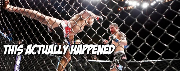 Marvel at Esther Lin's most intimate photos from UFC 156 in a video breakdown