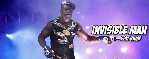 Melvin Manhoef says he's the greatest striker in MMA, and it's hard to disagree with him
