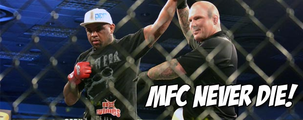 Emanuel Newton pulled off the upset of the year by knocking out King Mo at Bellator 90