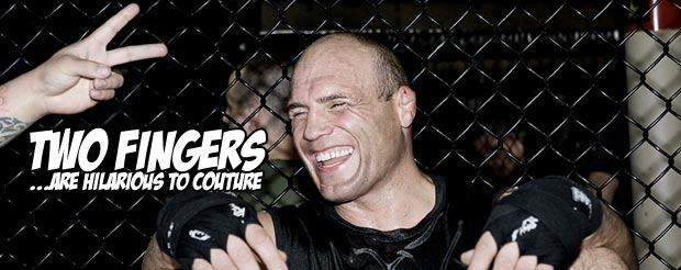 Whoa, Randy Couture has his own cologne